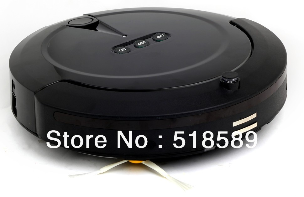 ROBOT free shipping by UPS/EMS/FEDEX Floor Cleaner robot vacuum cleaner 2013/vacuum cleaner home wet and dry(China (Mainland))