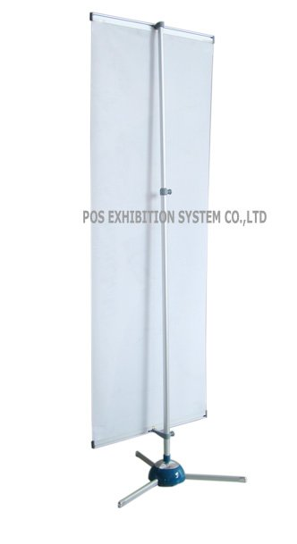 Banner Stand,Wall Picture Shelf(Single side and Double Side optional)(China (Mainland))