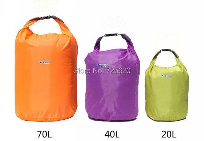 40L M Size Waterproof Storage Dry Bag Canoe Kayak Rafting Sports Camping Travel Kit Equipment , - Mama Love Baby store