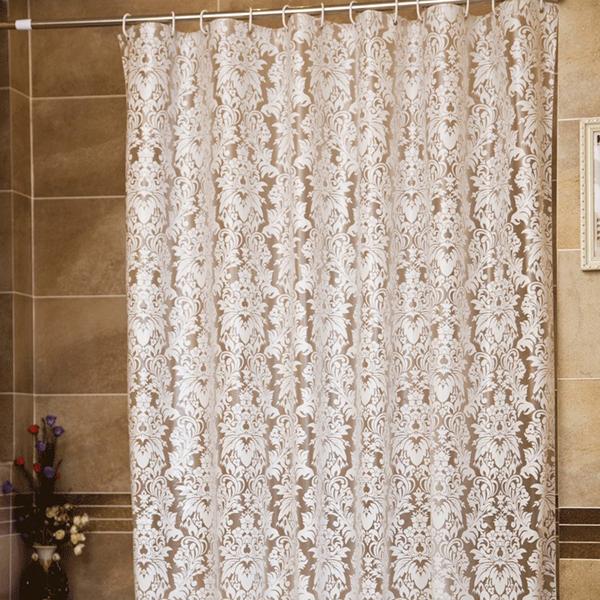 Europe simple style Mildew proof PEVA Bath Waterproof