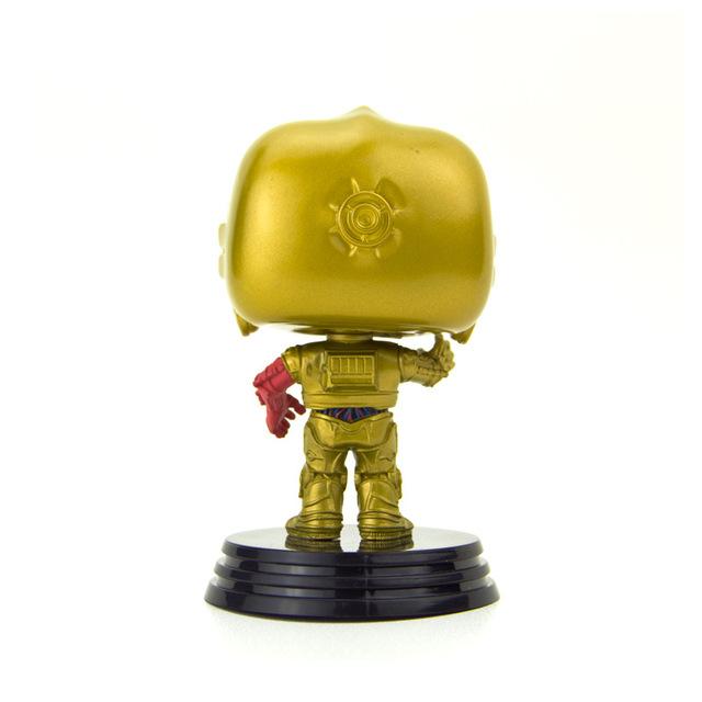 Funko POP Figure Movie Star Wars C-3PO The Force Awakens Bobble Head