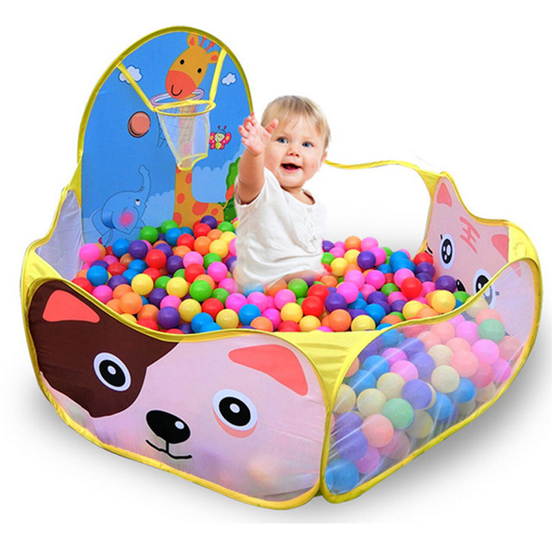 Children Kid Ocean Ball Pit Pool Game Play Tent Kids Hut Pool Play Tent Children's Tent House Indoor Outdoor Game Baby ToysWJ313(China (Mainland))