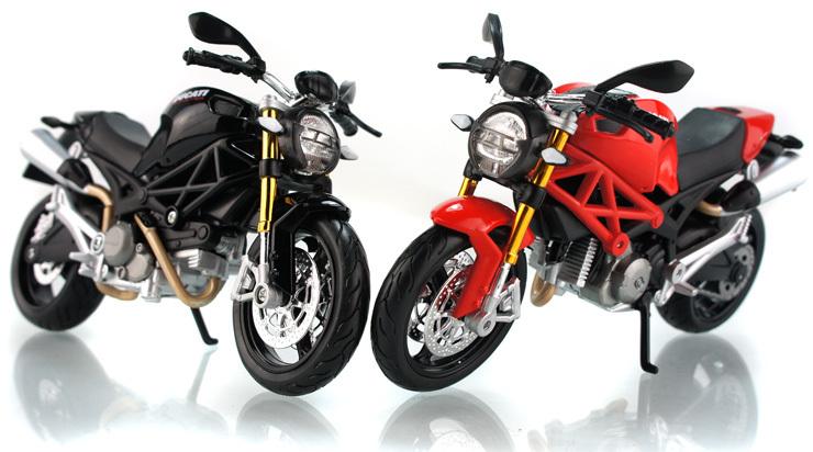 DUCATI MONSTER 696 motorcycle model alloy Maisto 1:12(China (Mainland))