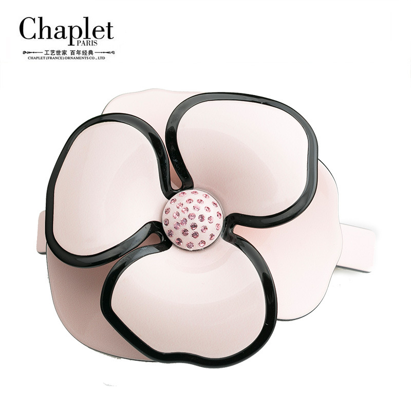 2016 High Quality Women Rushed Acetate Fashion Hairgrips Floral Kids Gum For Hair Ears Chaplet New Accessories Free Shipping(China (Mainland))