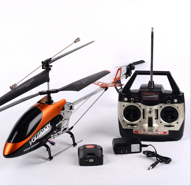 67cm big Metal rc helicopter 3.5ch Gyro helicopter model plane RTF radio control High Speed rc drone Remote Control toys gift(China (Mainland))