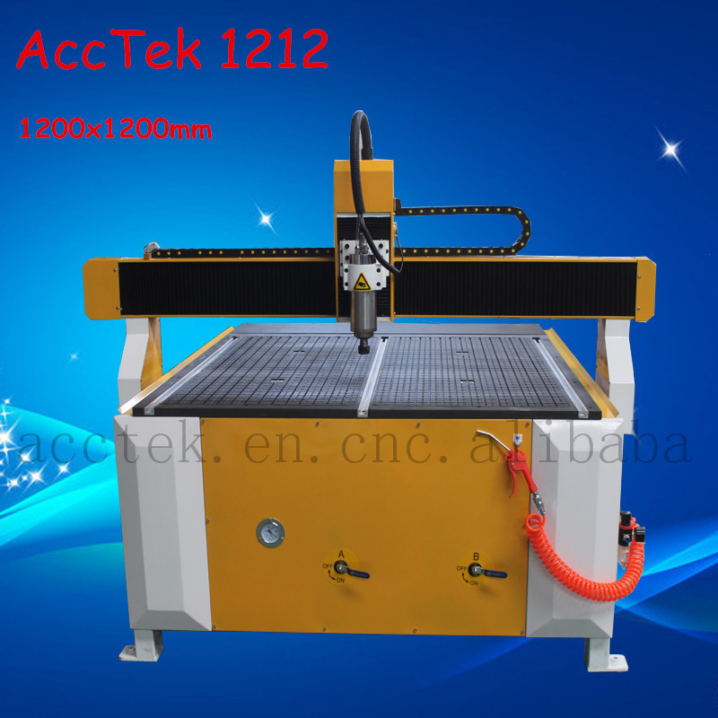 small cnc machine center vacuum table for sale, 3 axis working for wood cnc machine for cabinets(China (Mainland))