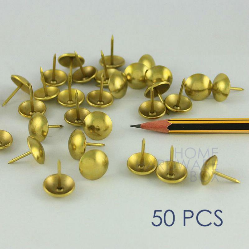 Promoci n de clavos tachuelas decorativas compra clavos - Clavos de cobre ...