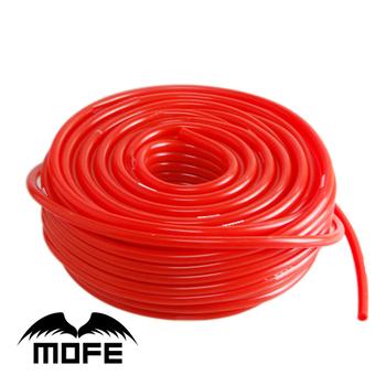 HOT SALE Original Logo 100% Silicone Red 10M Inner Dia: 3MM Vacuum Hose