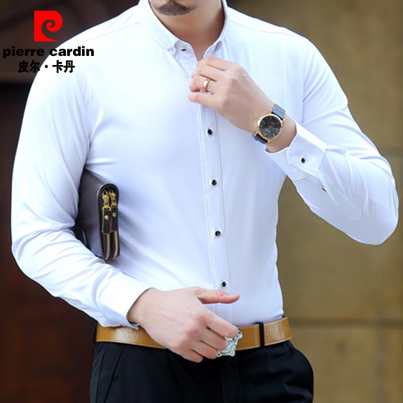 Белая Рубашка С Джемпером