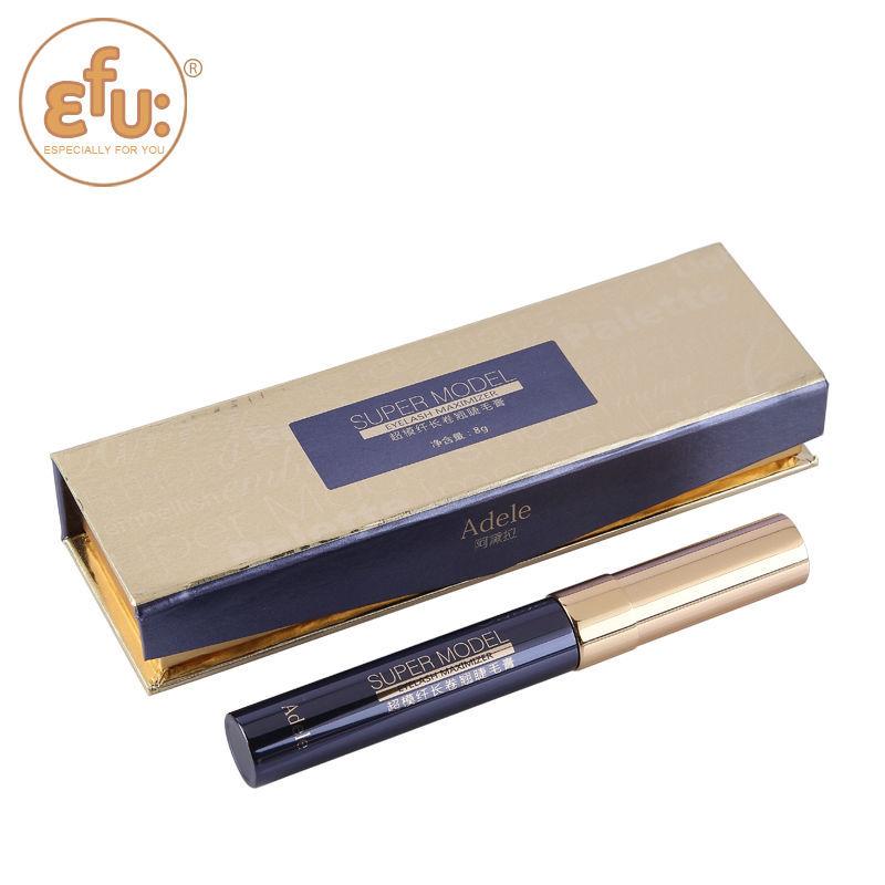 Super Model Eyelash Maximizer Lengthening Mascara Waterproof 8g High Quality Eye Makeup Brand EFU #7225