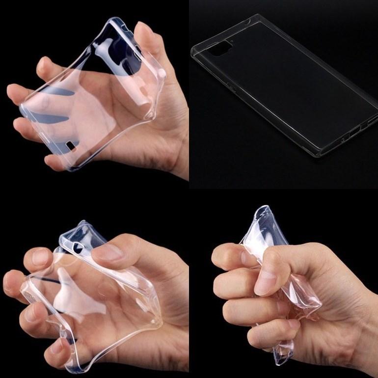 Гаджет  0.3mm Ultra thin Perfect Design Clear Crystal Transparent TPU Gel Soft Lenovo K920 Cover Case For Lenovo Vibe Z2 Pro Cover None Телефоны и Телекоммуникации