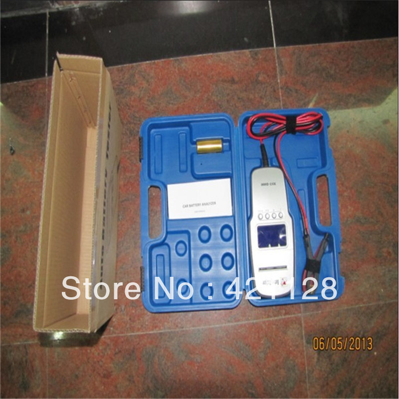 Auto Car Battery Analyzer Battery Tester with Built-in Printer MST-8000 hotsell product(China (Mainland))