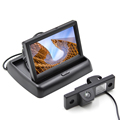 Special Car Rear View Camera for CHEVROLET CRUZE with 4 3 Inch Folding Car Monitor Car