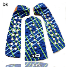 Top quality EVA surfboard traction pads , Traction Tail pad ,surf deck pad,surfboard Deck grip, Longboard deck pad(China (Mainland))