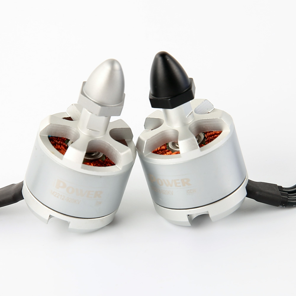 Free shipping! DJI phantom 2 vision replacement motor 2212 920kv-2pcs<br><br>Aliexpress