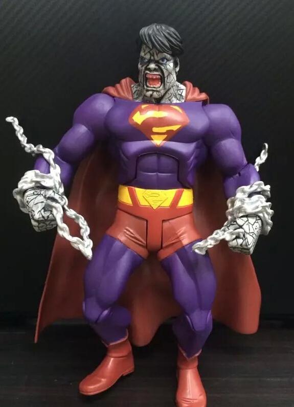dc the original bulk evil zombie superman batman superman iron man figure model doll i93 batman superman iron man
