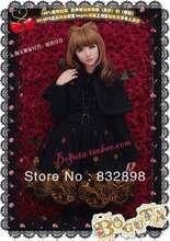 Custom White Winter Wool Dress Sweet Lolita Dress
