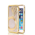 For apple iphone 4s multicolor bumper frame case cover for iphone 4s soft tpu silicone 2 colors in one cell phone bumper case