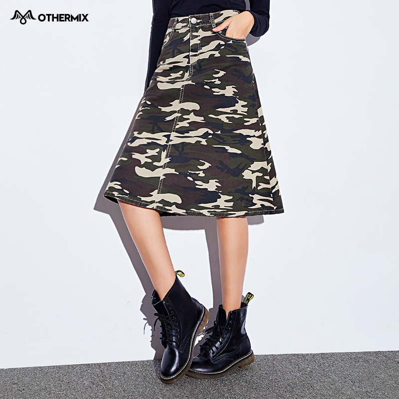 othermix 2016 summer new simple camouflage