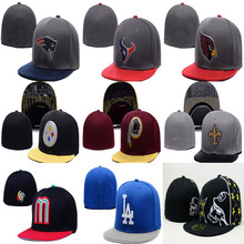 (5pcs/lot)cheap Fitted hats baseball hats for women men sport Fitted caps brand swag hip hop cap gorras bones caps,free shipping(China (Mainland))