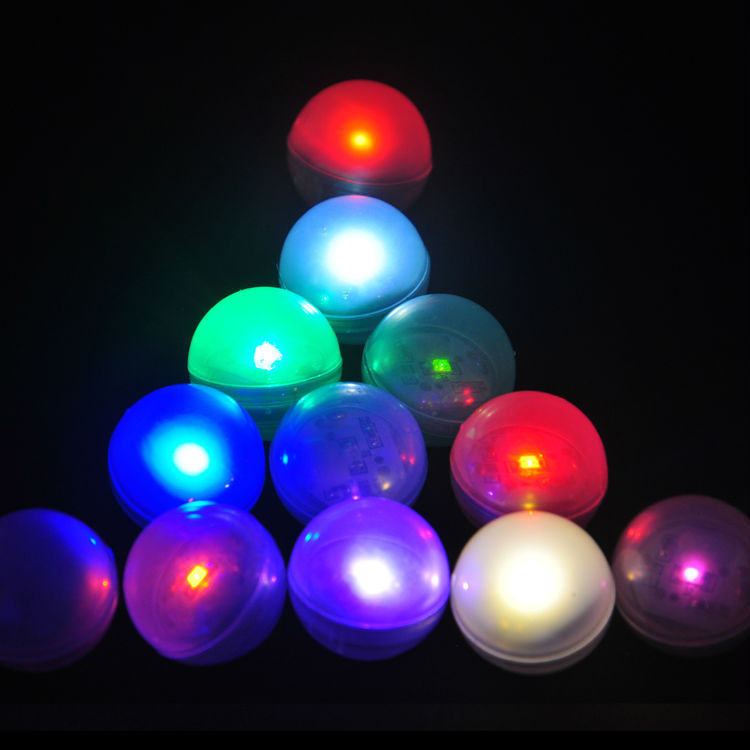 DHL Free Shipping !!! 300pcs/Lot 2CM Round Floating LED Ball Berries Magical Fairy LED Light For Wedding Party Events Decor(China (Mainland))