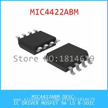 MIC4422ABM IC DRIVER MOSFET 9A LS 8-SOIC 4422 MIC4422 - ABC Elections store