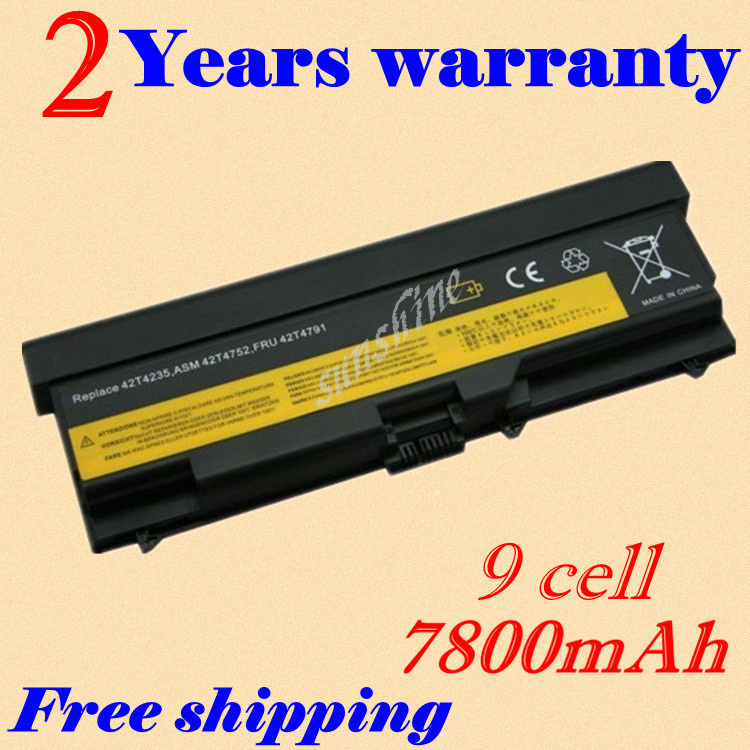 High quality 9 Cell Laptop battery for Lenovo ThinkPad E40 E50 T410 T410I T420 T510 SL410 SL510 black<br><br>Aliexpress