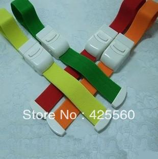 30 Pieces First Aid Quick Slow Release Medical Elastic Outdoor Sport Emergency Tourniquet Buckle Professional