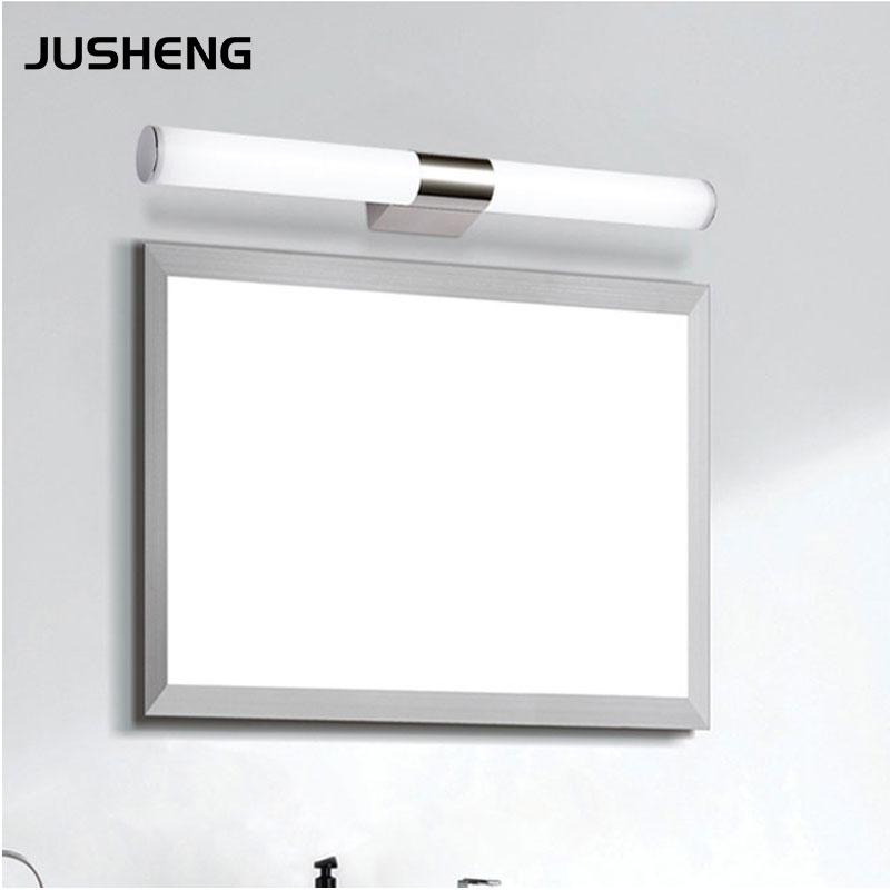Hot Modern Style 12W 60CM Long LED Indoor Wall light Bathroom Mirror Lamp 110-240V With CE RoHS <br><br>Aliexpress