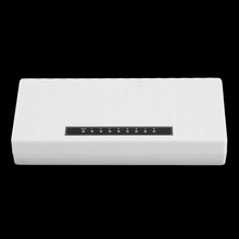 New 8-Port Hubs 1000Mbps Gigabit Ethernet Desktop Switch Fast Network Hot Selling(China (Mainland))