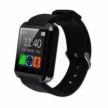 U8 Smart watch Bluetooth M8 Sync Call push Message Wearable Devices Remote camera smartwatch for ios Android phone PK M26 DZ09