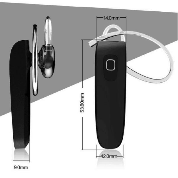 Stereo Bluetooth Earphone Headphones Headset Wireless Bluetooth Handfree For iPhone Samsung Xiaomi Smart Phone Headphones Gift