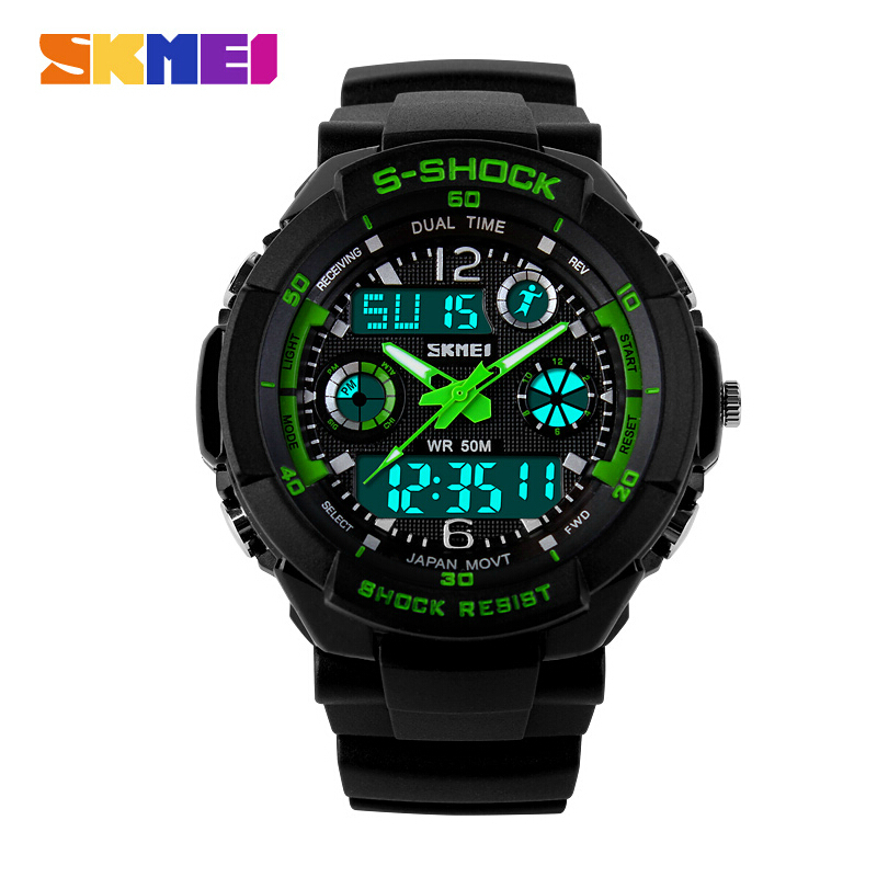 2016 new skmei luxury brand sports watches