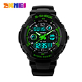 2016 New SKMEI Luxury Brand Men Military Sports Watches Digital LED Quartz Wristwatches Outdoor Casual Watch