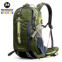 Free shipping Outdoor sport travel backpack mountain climbing backpack climb knapsack camping hiking backpack 40L 50L packsack