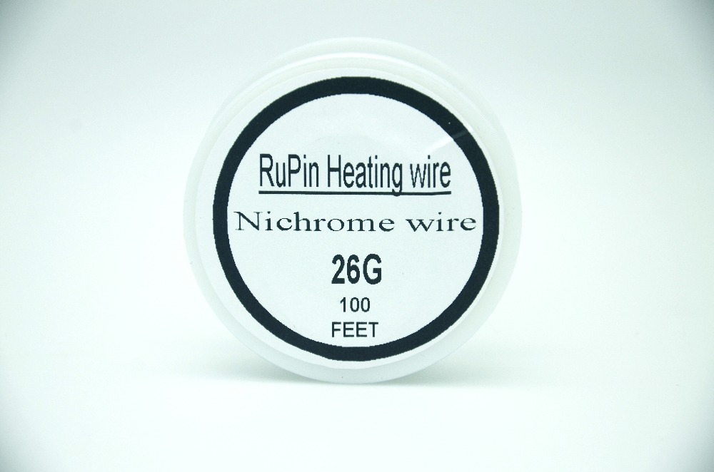 2018 Wholesale Nichrome Wire 30 Gauge 100 Ft 0.25mm Cantal ...