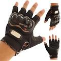 Motorcycle Gloves Pro biker half finger Racing motocross motorbike motocicleta guantes gloves Men Dirt luvas para