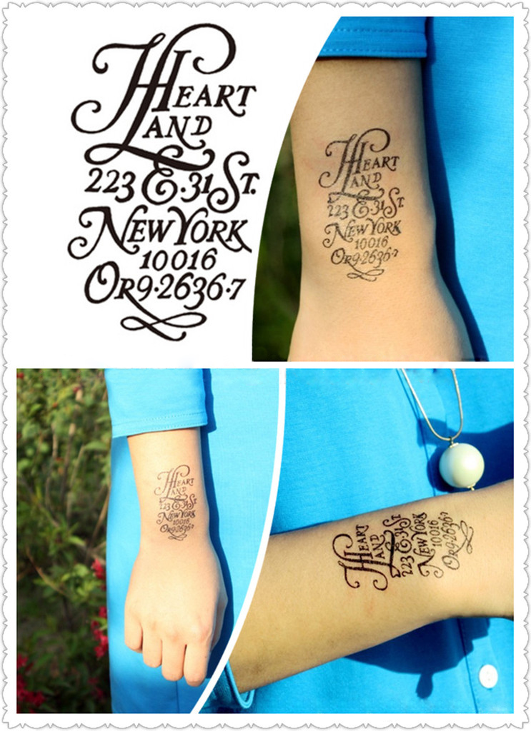 Online get cheap adult temporary tattoos for men for Adult temporary tattoo