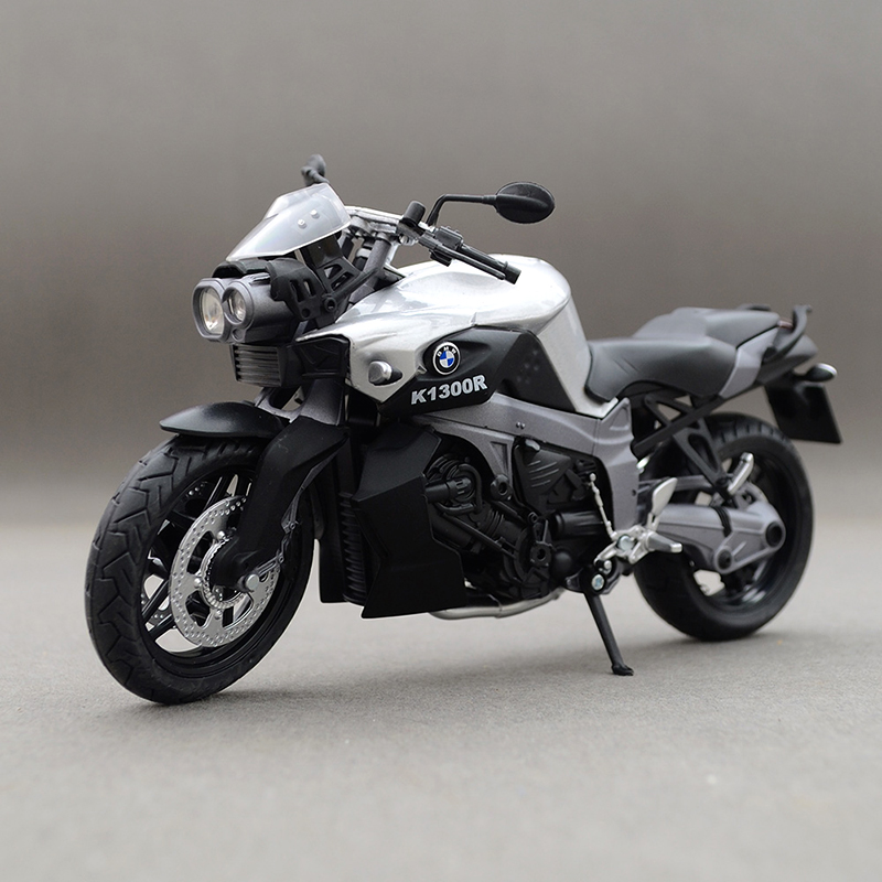 K1300 Silver motorcycle model 1:12 scale models Alloy motorcycle racing model motorcycle model Toys Gift Kids Toys(China (Mainland))