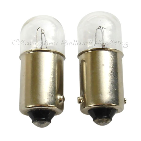 Ba9s T10x24 12v 4w Miniature Lamp Bulb Light A048 In Incandescent Bulbs From Lights Lighting