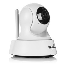 SANNCE IP Camera Wireless 720P IP Security Camera WiFi IP Security Camera Baby Monitor Security Camera Easy QR CODE Scan Connect(China (Mainland))