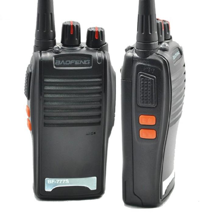 2 sets Baofeng BF-777S BF 777S Pofung Ham CB Portable Two Way Radio Comunicador Amador Station Walkie Talkie PMR PTT Walk Talk
