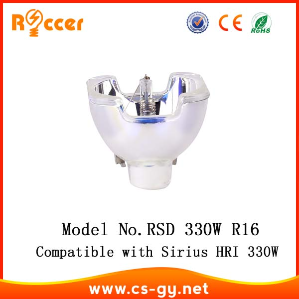 Roccer 16R 330W compatible with Sirius HRI 330W E21.8 CUP for DJ Party Beam 330W<br><br>Aliexpress