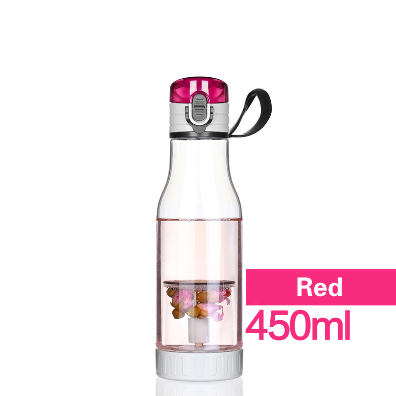 RM Cup tea separation 450ml Office Products Sports & Outdoors Water glass bottle Ms\girl\students\men\women fashion(China (Mainland))