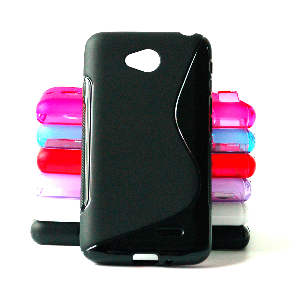 S-Line Tpu Soft Silicone Matte Anit-Skid Protective Skin Case For LG L70 L65 D325 D320N D285 Back Cover Mobile Phone Bags(China (Mainland))