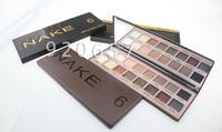 1PCs NEW 16 colors  flash Glitter eyeshadow palette Makeup Set NK Nude Eye Shadow glitter colorful Cosmetics set  Free Shipping