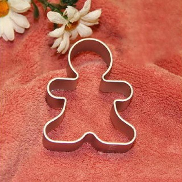 Christmas Cookie Cutter Tools for Gingerbread