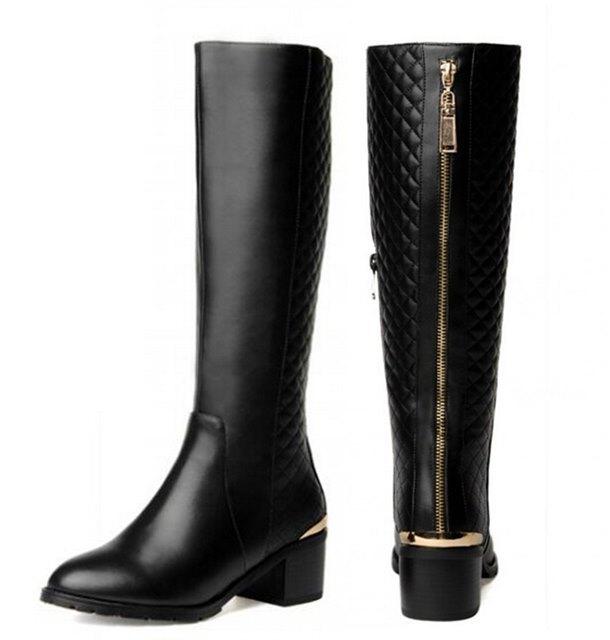 Women;s Front Zipper Winter Boots | NATIONAL SHERIFFS' ASSOCIATION