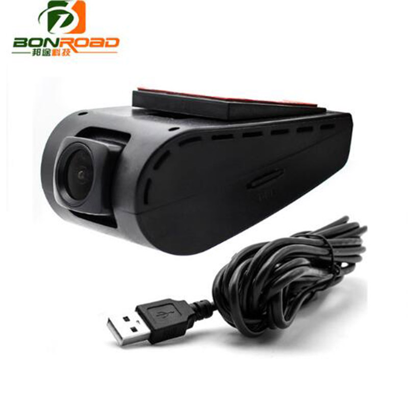 Front Camera DVR USB Camera Video Recorder Android 4.4 5.1 6.0 OS Car DVD GPS Navigation Radio DVD CAR Player TF