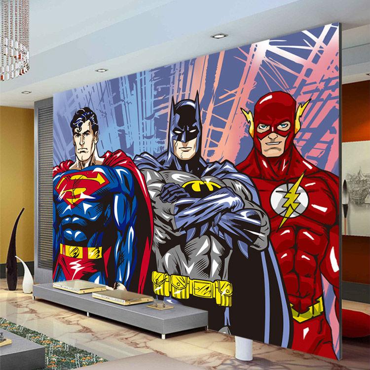 batman wandmalereien kaufen billigbatman wandmalereien partien aus china batman wandmalereien. Black Bedroom Furniture Sets. Home Design Ideas